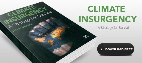 Climate Insurgency Book Cover